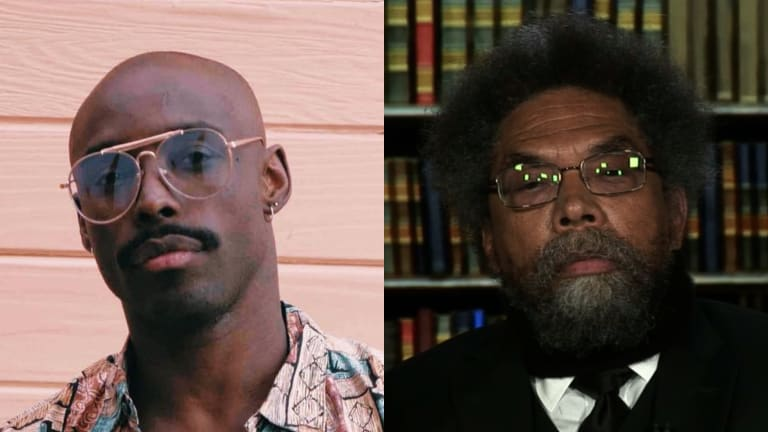 "Brandon Lucas and Dr. Cornel West Join Forces for Collaborative Single ""Got That Hope"""