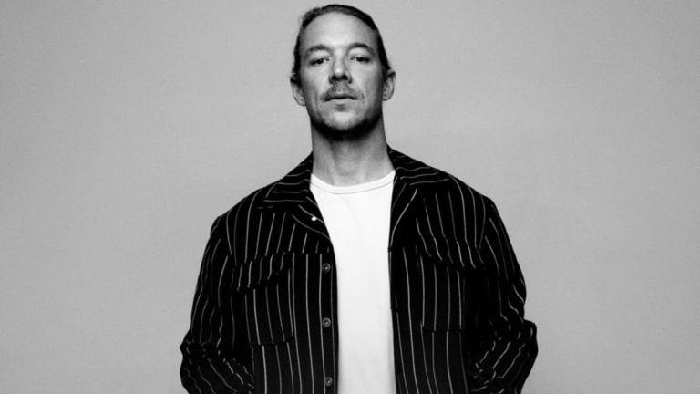 "Diplo Teams Up With Smithsonain Airspace for Ambient ""Under Ancient Skies"" Album"