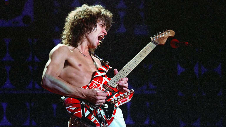 Legendary Musician Eddie Van Halen Dead at 65