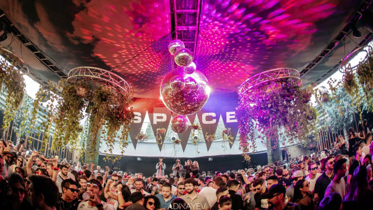 """Miami's Club Space is Reopening This Weekend—But You Can't """"High-Five Strangers"""""""