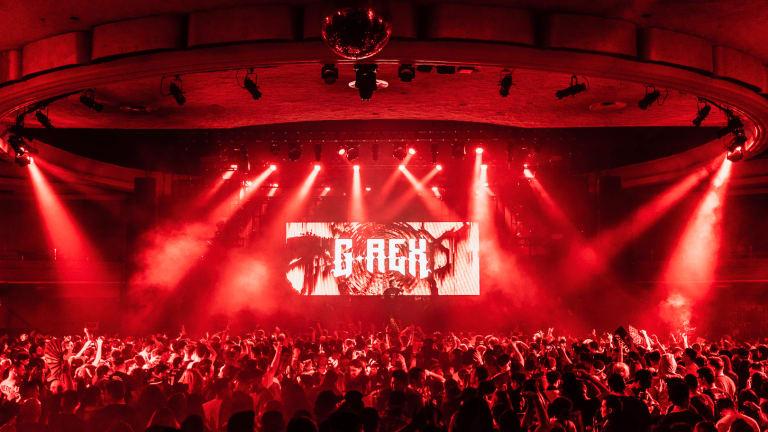 "G-Rex Ignites Spooky Season With Latest Single, ""HITTA"" [Premiere]"