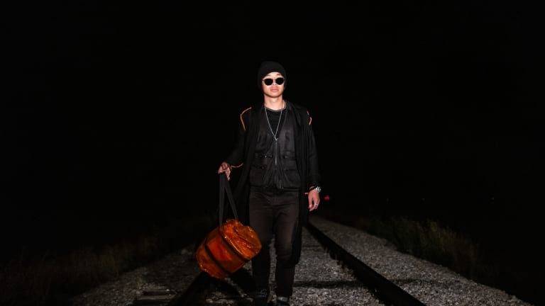 Watch ZHU Perform Live on a Moving Train in Montana