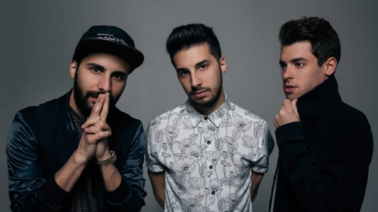 "Cash Cash Tap Georgia Ku for Future Bass Anthem ""Love You Now"""