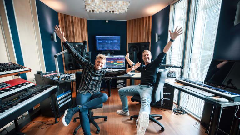 "Armin van Buuren Calls on Jake Reese for Lovestruck New Single ""Need You Now"""