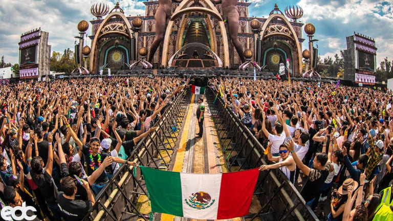 Insomniac Announces 2021 Return of EDC Mexico and Dates