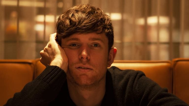 James Blake Surprises Fans With New EP and Announces Boiler Room DJ Set