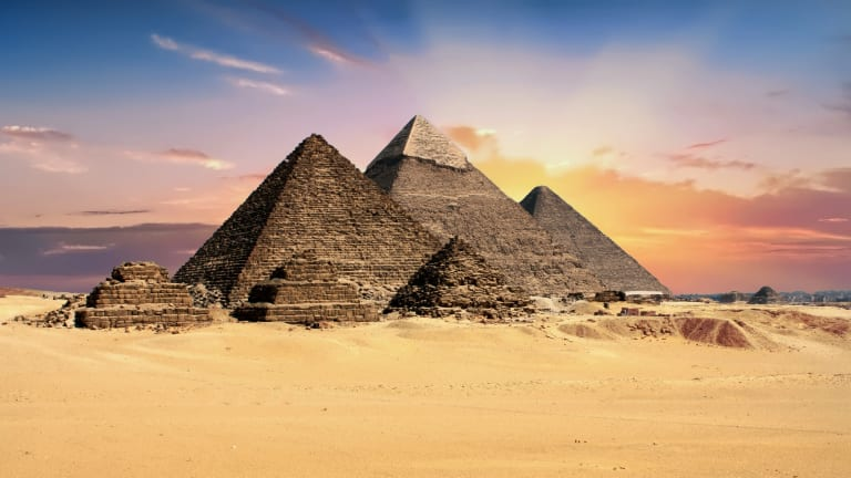 An EDM Show is Going Down at Egypt's Great Pyramids of Giza—But You Can't Go