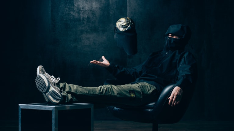 """UZ Opens Up About His Final Album """"Trinity,"""" Getting Sober, and the Future of Trap Music [Interview]"""