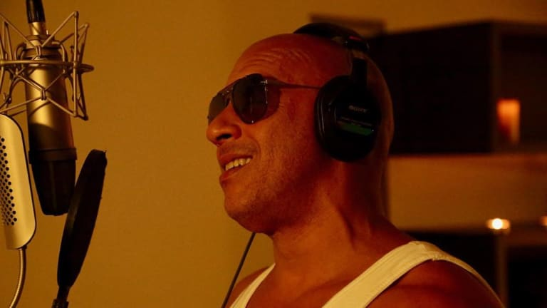 Vin Diesel Announces More Music On the Way