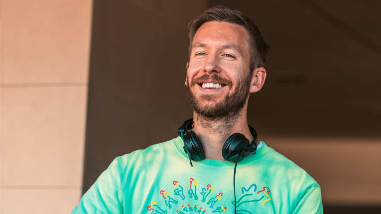 Investment Firm Acquires Calvin Harris' Publishing Catalog for $90 Million