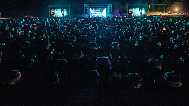 Look Inside REZZ's Limited Run of Intimate, Socially Distanced Drive-In Raves