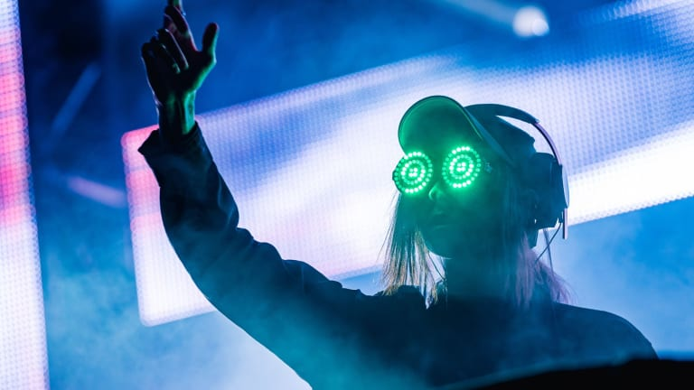 "REZZ Returns With Haunting Midtempo Single ""Orbit"""