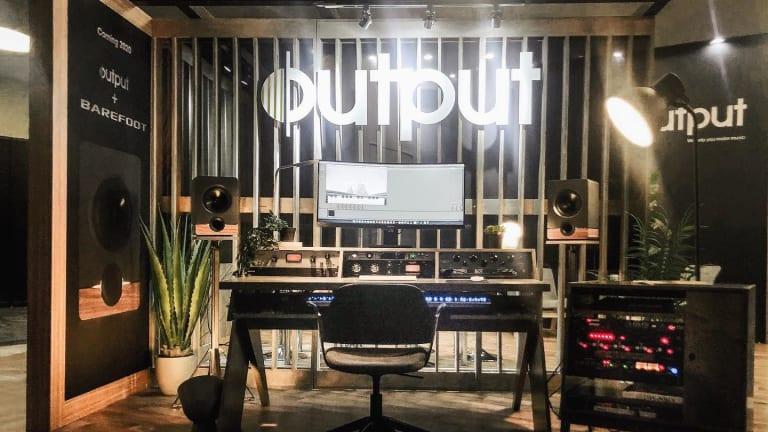 Output Celebrates $45 Million Series A Funding