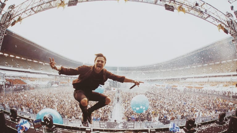 """I Never Intended to Be an Artist"": Julian Jordan Opens Up About His Career in Dance Music"