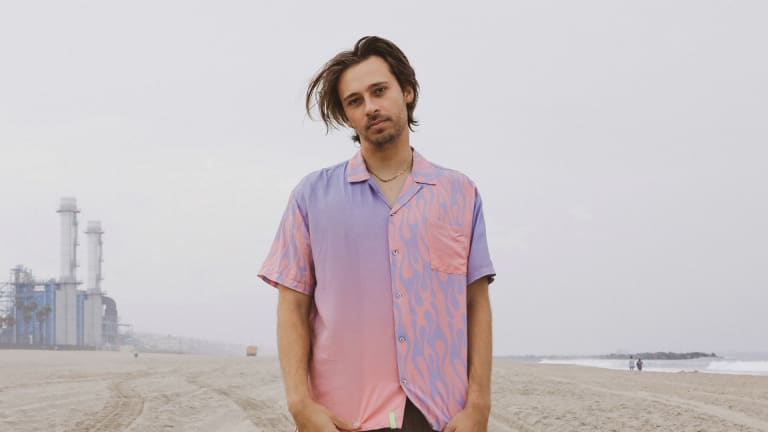 Flume Drops Fresh Capsule Collection With Sydney Fashion Brand Double Rainbouu