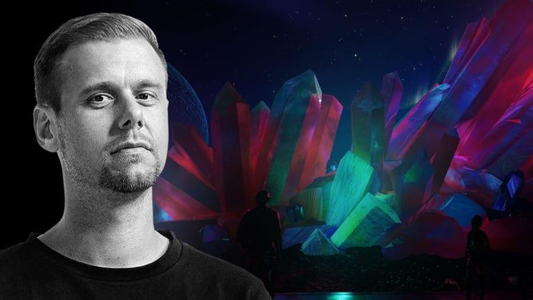 Armin van Buuren Announces Series of VR Performances via Sensorium Galaxy