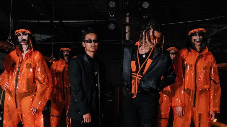 """ZHU Shares New Bass-Heavy Track """"I Admit It"""" With 24kGoldn"""