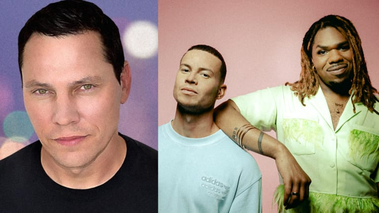 "Tiësto Unveils House Rework of Joel Corry and MNEK's Global Hit ""Head & Heart"""