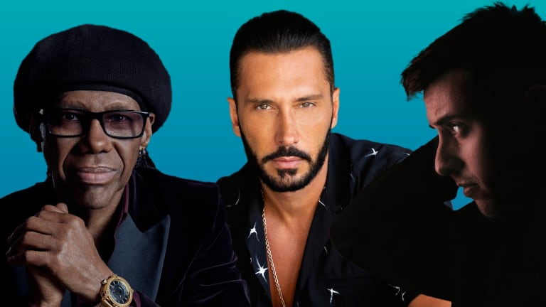 """Cedric Gervais, Nile Rodgers, and Franklin Tease Remix of 1978 CHIC Classic """"Everybody Dance"""""""
