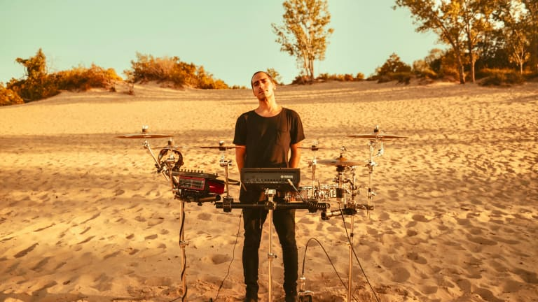 "Watch COFRESI Flip The Lion King's ""Circle of Life"" in Majestic Dunes [Premiere]"