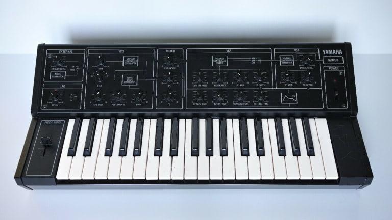 You Could Own Aphex Twin's Yamaha CS-5 Analog Monosynth