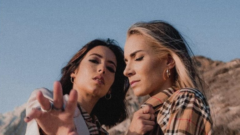 """Giolì & Assia Return to Ultra Music with """"Rollercoaster"""""""