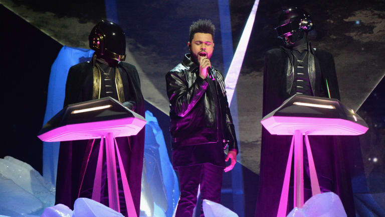 The Weeknd Announced as Super Bowl LV Halftime Headliner—Fans Call for Daft Punk Appearance