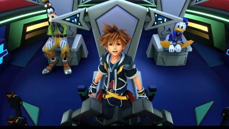 "The Skrillex-Assisted ""Kingdom Hearts 3"" Soundtrack Has Finally Landed On Spotify"