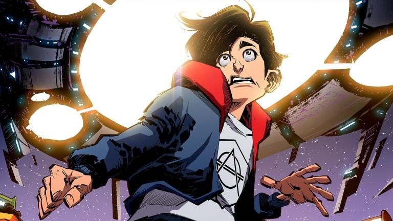 """Don Diablo Unveils """"HEXAGON"""" Science Fiction Adventure Comic Series"""