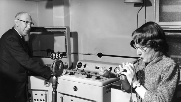 BBC Radiophonic Workshop Pioneers Will Use Internet Latency to Create Music