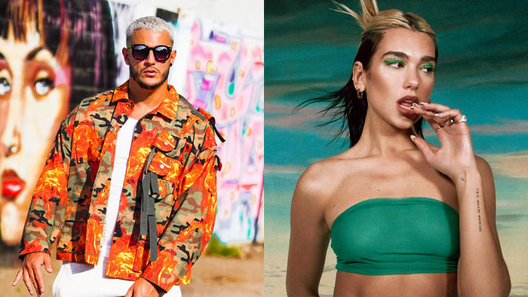 DJ Snake and Dua Lipa Featured as Playable Characters on FIFA 21's Latest Update