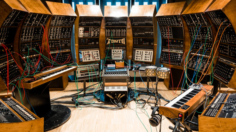 Learn About the Revolutionary Moog Modular Synthesizer in New Virtual Moogseum Tour
