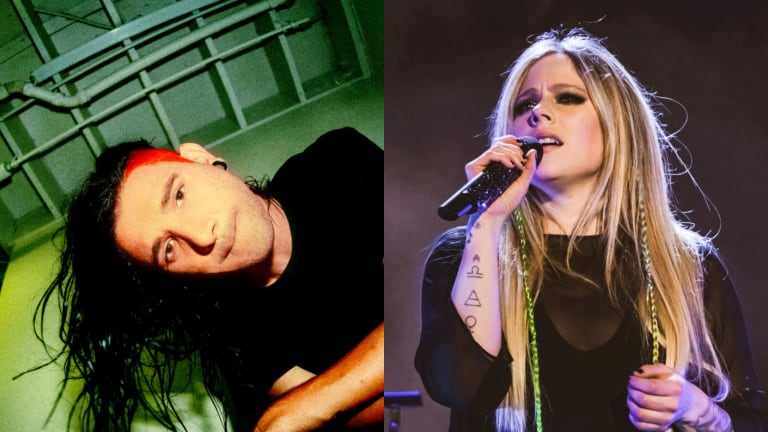 Rumors Swirl of Skrillex and Avril Lavigne Collaboration After Recent Instagram Post