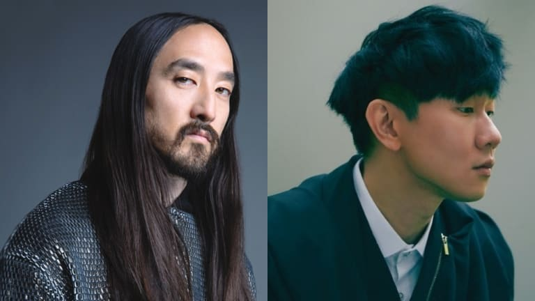 Steve Aoki Announces Collaboration With Singaporean Superstar JJ Lin