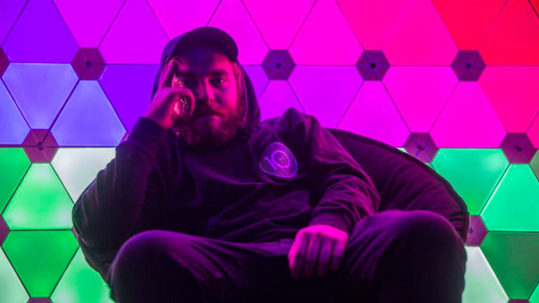 "Aweminus Shows Off Supernatural Sound Design With ""Intergalactic"" [Premiere]"
