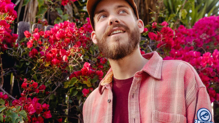 "San Holo Celebrates Counter Records Signing With New Single ""bb u ok?"""
