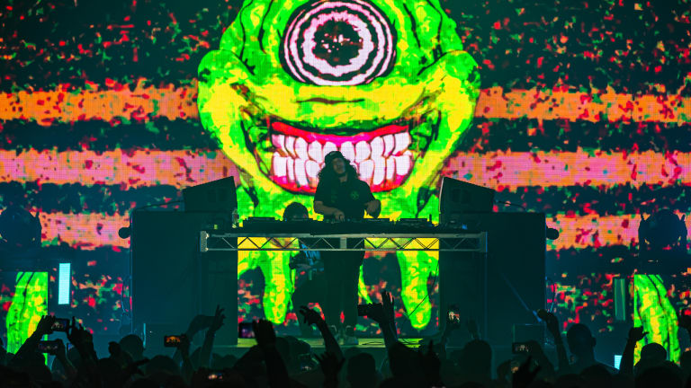 After Cryptic Email Campaign, Subtronics Announces Debut Cyclops Compilation