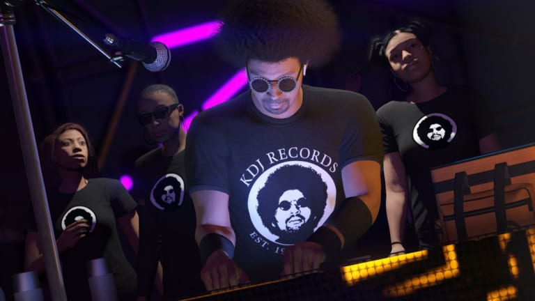 GTA V to Feature Underground Nightclub and Real-Life DJ Sets