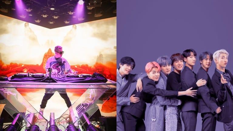 "Slushii Teases New Remix of BTS' Hit Single ""Dynamite"""