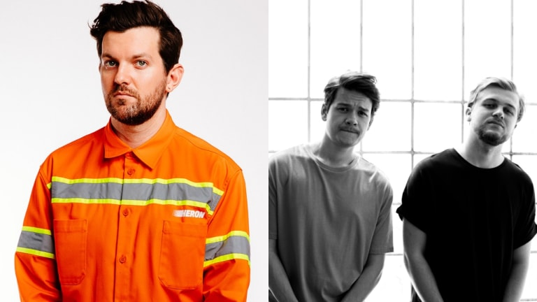 Dillon Francis and TV Noise Join Forces for Rowdy Two-Track EP on STMPD RCRDS