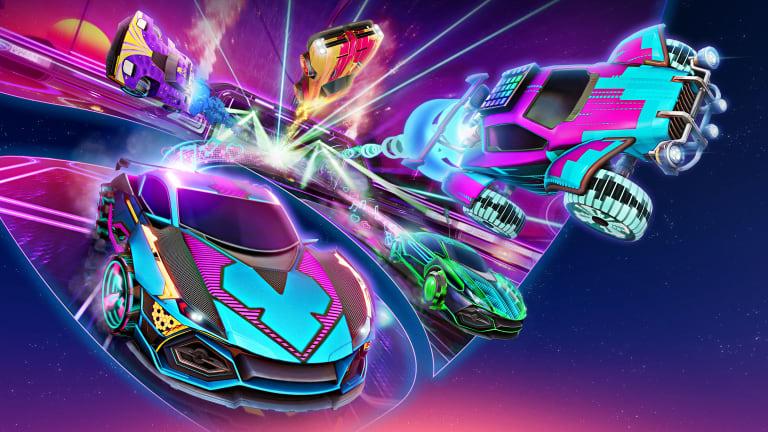 Rocket League Season 2 is a Tribute to Electronic Dance Music