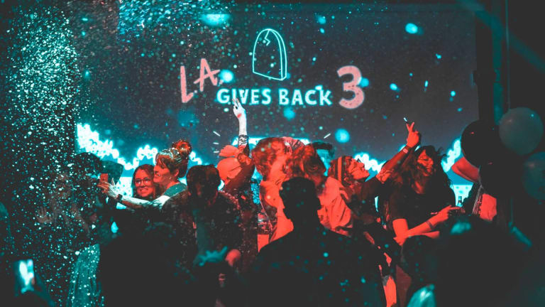 Brownies & Lemonade and IHEARTCOMIX Announce Return of LA GIVES BACK