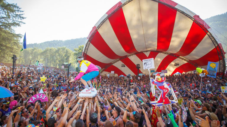 Shambhala Music Festival Announces 2021 Dates