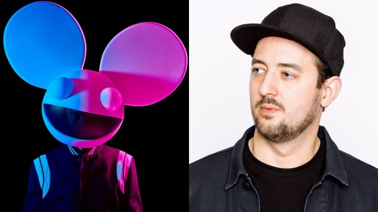 "deadmau5 and Wolfgang Gartner Announce First Collaboration in Eight Years, ""Channel 43"""