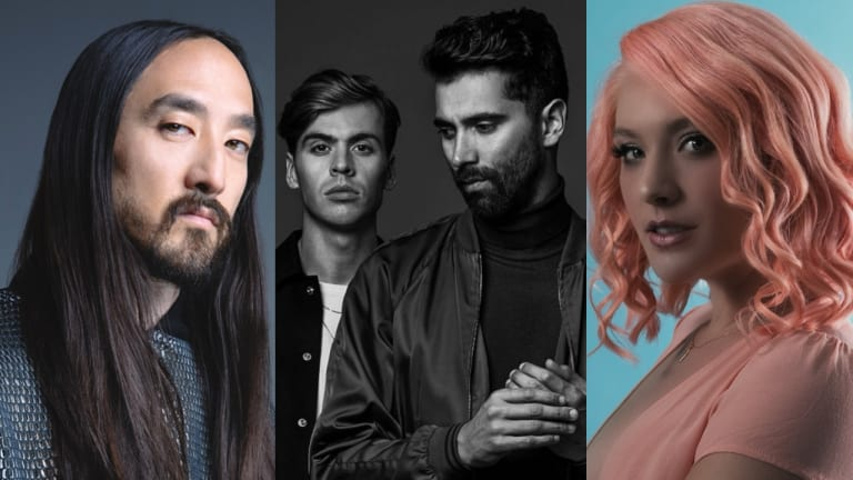 Arknights Celebrates One-Year Anniversary With New Track by Steve Aoki, Yellow Claw, and RUNN