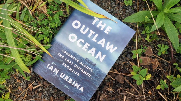 "Dance Music Artists Soundtrack Stories from Award-Winning Journalist's Book, ""The Outlaw Ocean"""