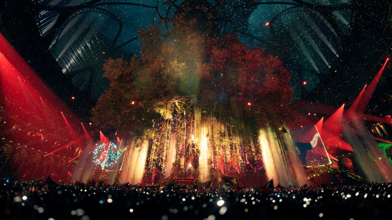 Tomorrowland Delivers Virtual Event of the Year, a Spectacular New Year's Eve Festival Experience
