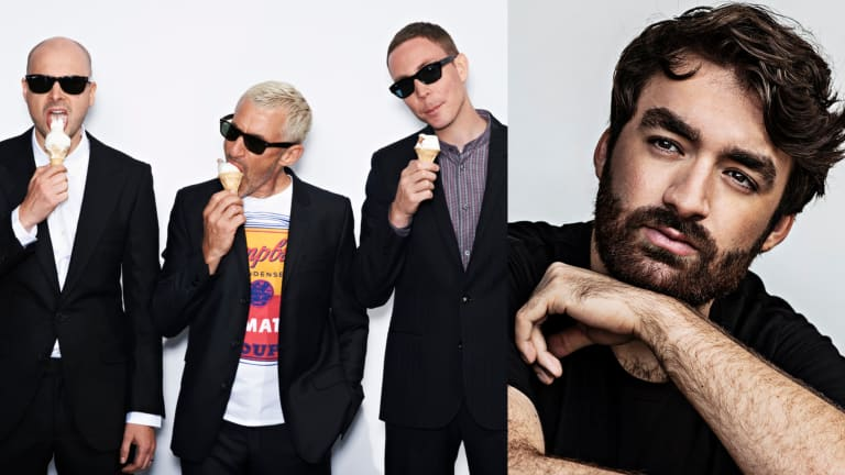 Oliver Heldens Joins Above & Beyond for Group Therapy 415