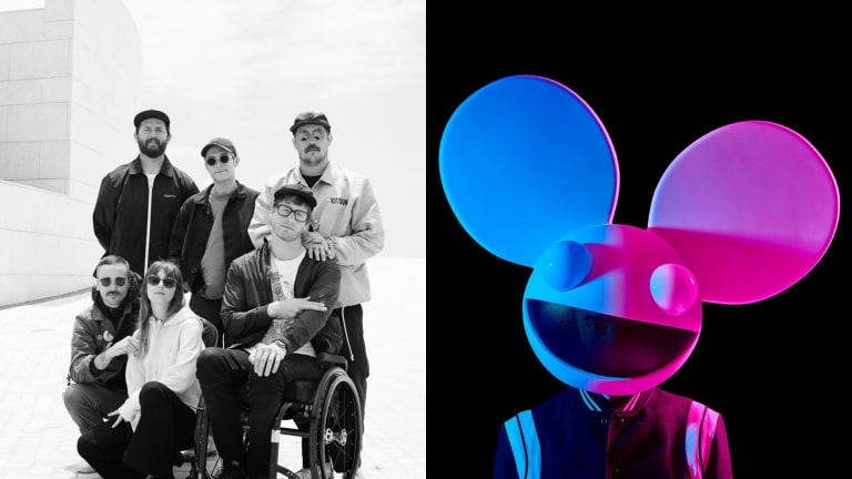 Watch deadmau5 Drop Unreleased Collaboration With Portugal. The Man