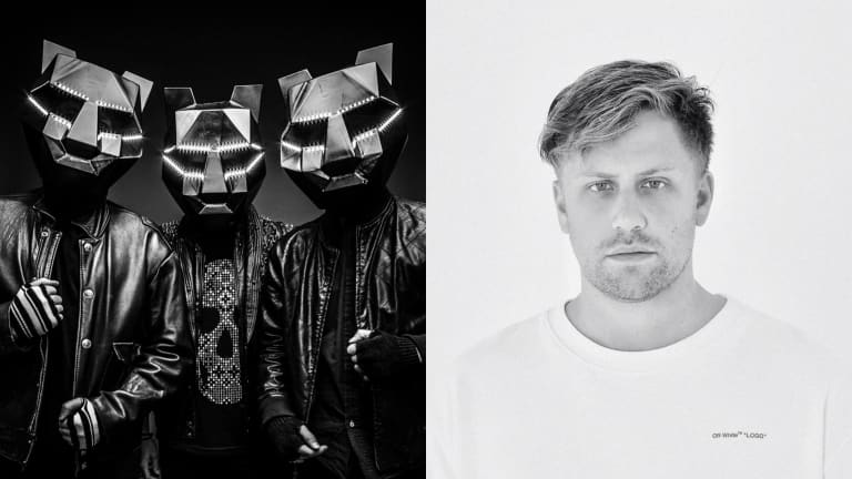 "Listen to a Preview of Black Tiger Sex Machine and Kayzo's Upcoming Single ""Lifeline"""